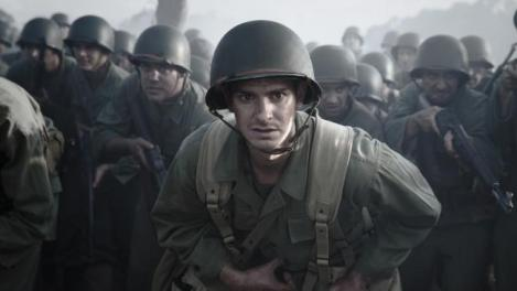 Most Anticipated Films of 2017 - Mel Gibson's Hacksaw Ridge starring Andrew Garfield