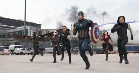 Top 25 Films of 2016 - Captain America: Civil War