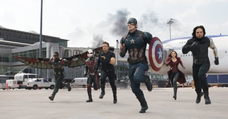 Top 25 Films of 2016 - Captain America: Civil War