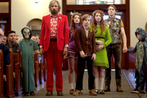 Top 25 Films of 2016 - Captain Fantastic