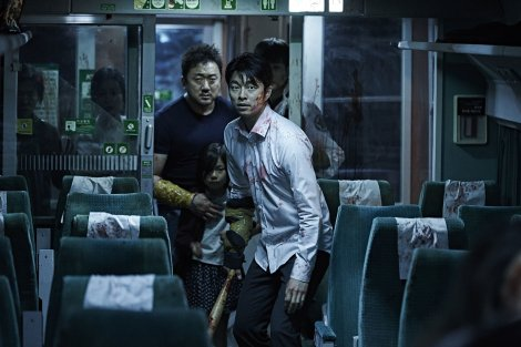 Top 25 Films of 2016 - Train To Busan