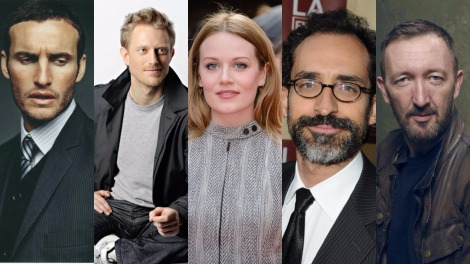 TV News - Absentia - Angel Bonanni, Neil Jackson, Cara Theobold, Bruno Bichir and Ralph Ineson Join Cast