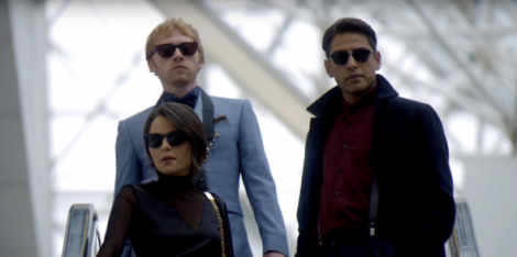 TV News - Snatch - Official Teaser Trailer Drops Online For Crackle Series