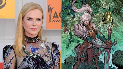 Film News - Aquaman - Nicole Kidman In Talks To Join Cast