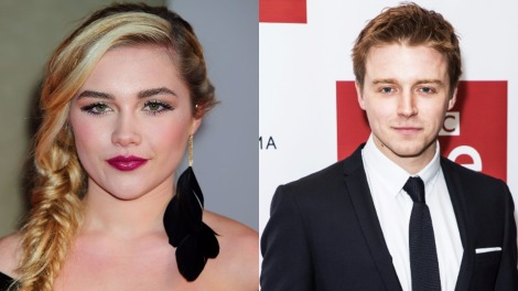 Film News - Fighting With My Family - Florence Pugh Cast As Paige And Jack Lowden Cast As Zak