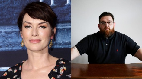 Film News - Fighting With My Family - Lena Headey and Nick Frost join cast