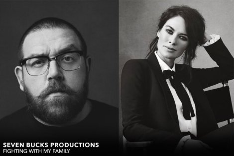 Film News - Fighting With My Family - Lena Headey And Nick Frost Join Cast For Wrestling Biopic