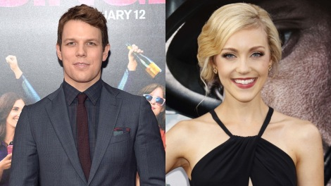 Film News - Rampage - Jake Lacy And Breanne Hill Join Cast