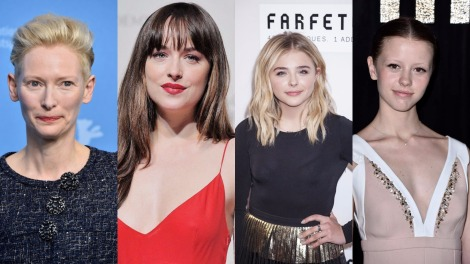 Film News - Suspiria - Tilda Swinton, Dakota Johnson, Chloe Grace-Moretz and Mia Goth To Star In Remake For Amazon