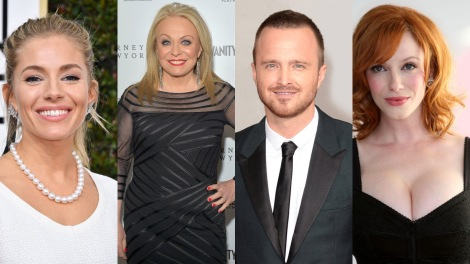 Film News - The Burning Woman - Sienna Miller, Jacki Weaver, Aaron Paul and Christina Hendricks to Star In Thriller