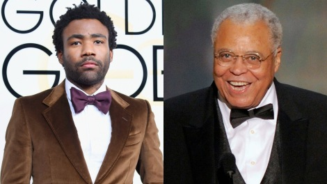 Film News - The Lion King - Donald Glover And James Earl Jones Cast In Disney's Reimagining