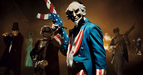 Film News - The Purge - Fourth Film Set For Summer 2018 Release