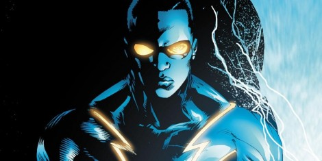 TV News - Black Lightning - CW Confirm Pilot Order For Greg Berlanti's DC Drama