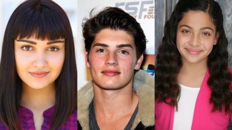 TV News - Runaways - Ariela Barer, Gregg Sulkin and Allegra Acosta To Star In Hulu's Marvel Pilot