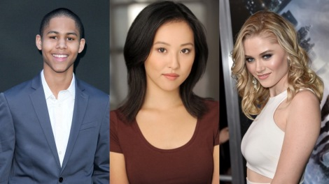 TV News - Runaways - Rhenzy Feliz, Lyrica Okano and Virginia Gardner To Star In Hulu's Marvel Pilot