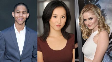 TV News - Runaways - Rhenzy Feliz, Lyrica Okano and Virginia Gardner To Star In Hulu's Marvel Pilot