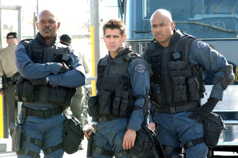TV News - S.W.A.T. - CBS Gives Pilot Order For Drama Inspired By 2003 Film