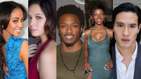 TV News - The Shannara Chronicles - Vanessa Morgan, Malese Jow, Gentry White, Caroline Chikezie and Desmond Chiam Join Cast For Season 2