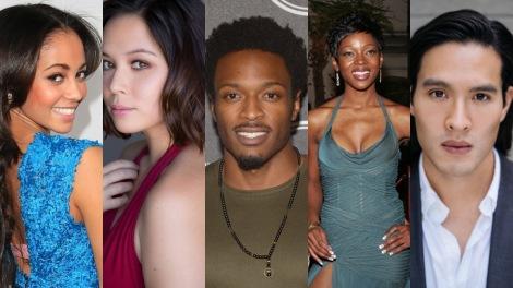 TV News - The Shannara Chronicles - Vanessa Morgan, Malese Jow, Gentry White, Caroline Chikezie and Desmond Chiam Join Cast For Season 2