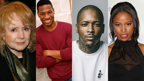 Film News - White Boy Rick - Piper Laurie, Jonathan Majors, Y.G and Taylour Paige Join Cast