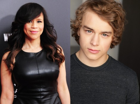TV News - Drama High - Rosie Perez And Rarmian Newton Cast In NBC Pilot