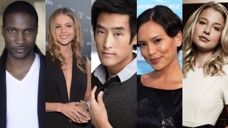 TV News - Inhumans - Eme Ikwuakor, Isabelle Cornish, Mike Moh, Sonya Balmores and Ellen Woglom Join Cast For ABC's Marvel Series