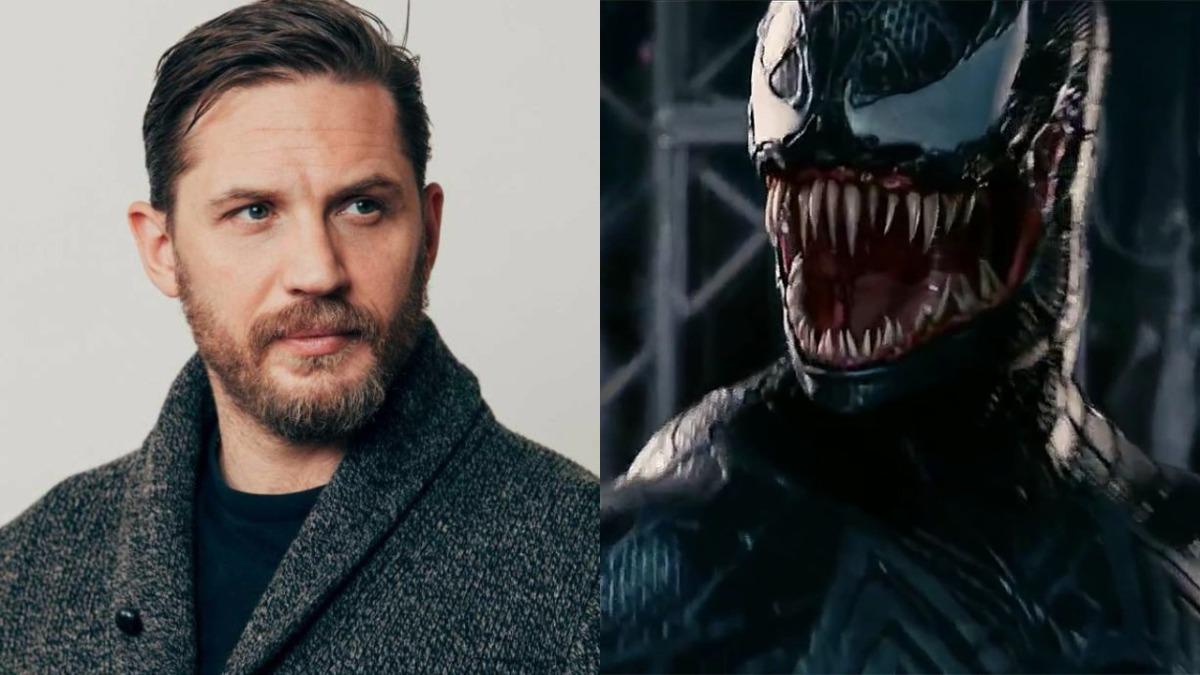 Venom: Tom Hardy To St...