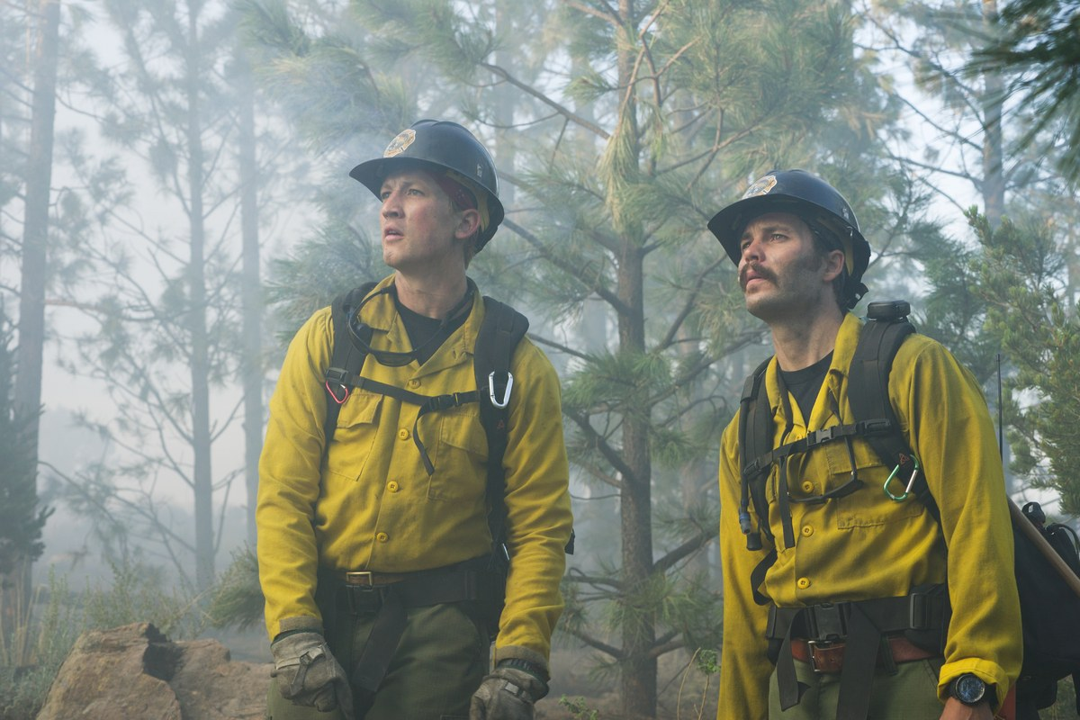 Only The Brave Official Trailer Released Online Irish