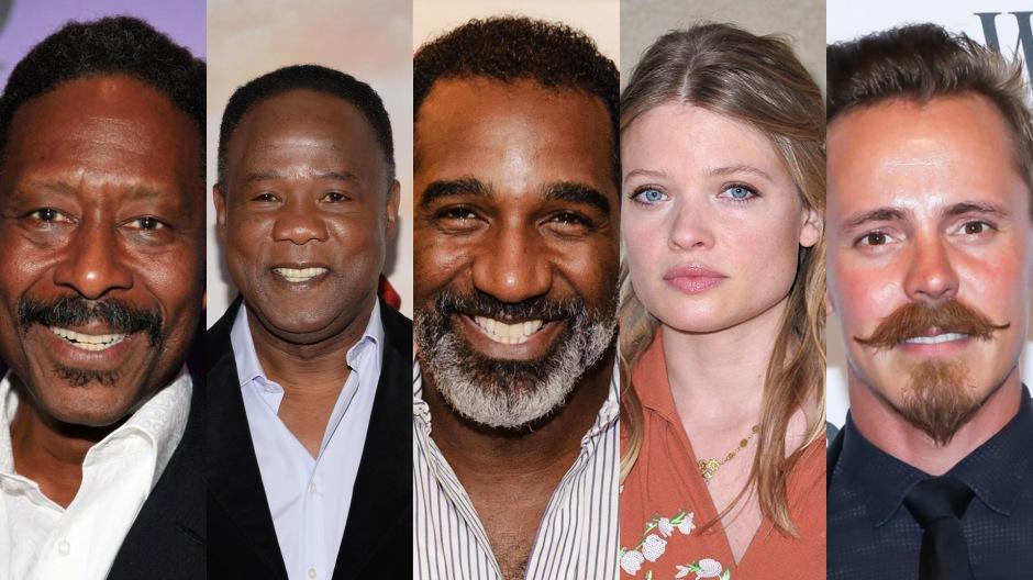 Da 5 Bloods: Clarke Peters, Isiah Whitlock Jr., Norm Lewis, Mélanie ...