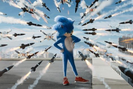 Sonic The Hedgehog: Official Trailer Released Online