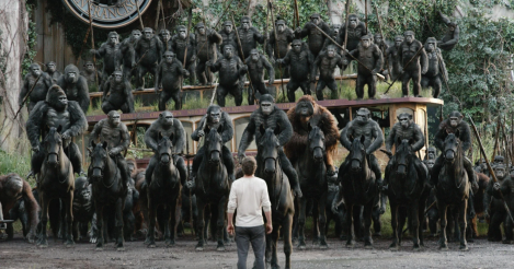 Top 100 Films Of The 2010 S 25 Dawn Of The Planet Of The Apes 2014 Irish Cinephile