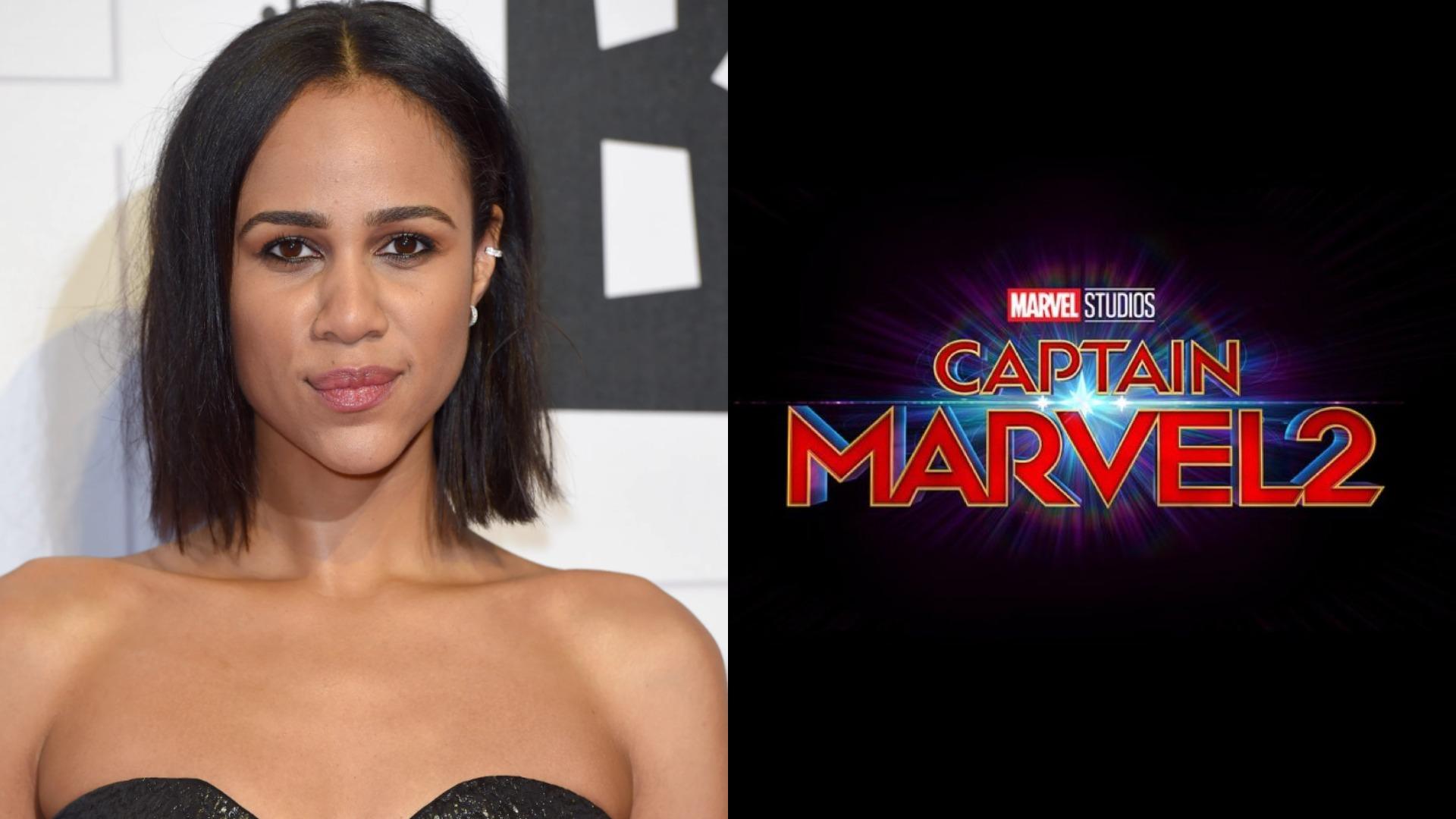 Captain Marvel 20 Zawe Ashton Cast As Villain For Sequel At Marvel ...