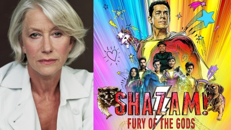 TheWrap is reporting that Helen Mirren is the latest name to join the cast for the upcoming Shazam! sequel Shazam: Fury of the Gods.