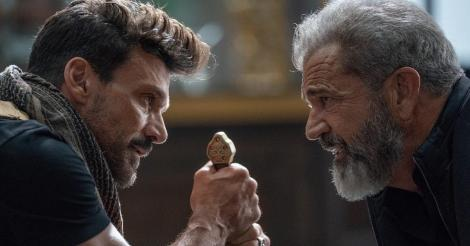 Film Review of Boss Level starring Frank Grillo, Mel Gibson and Naomi Watts