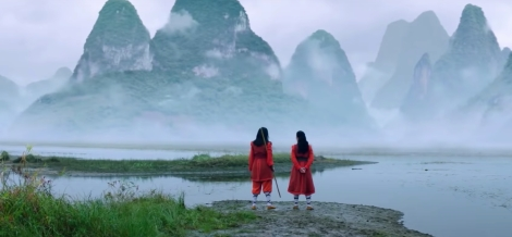 The CW have release the season trailer for the upcoming reboot series Kung Fu.