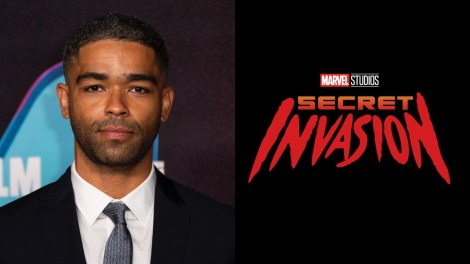 Deadline is exclusively reporting that Kingsley Ben-Adir is the latest name to join the cast of Marvel/Disney Plus series Secret Invasion.