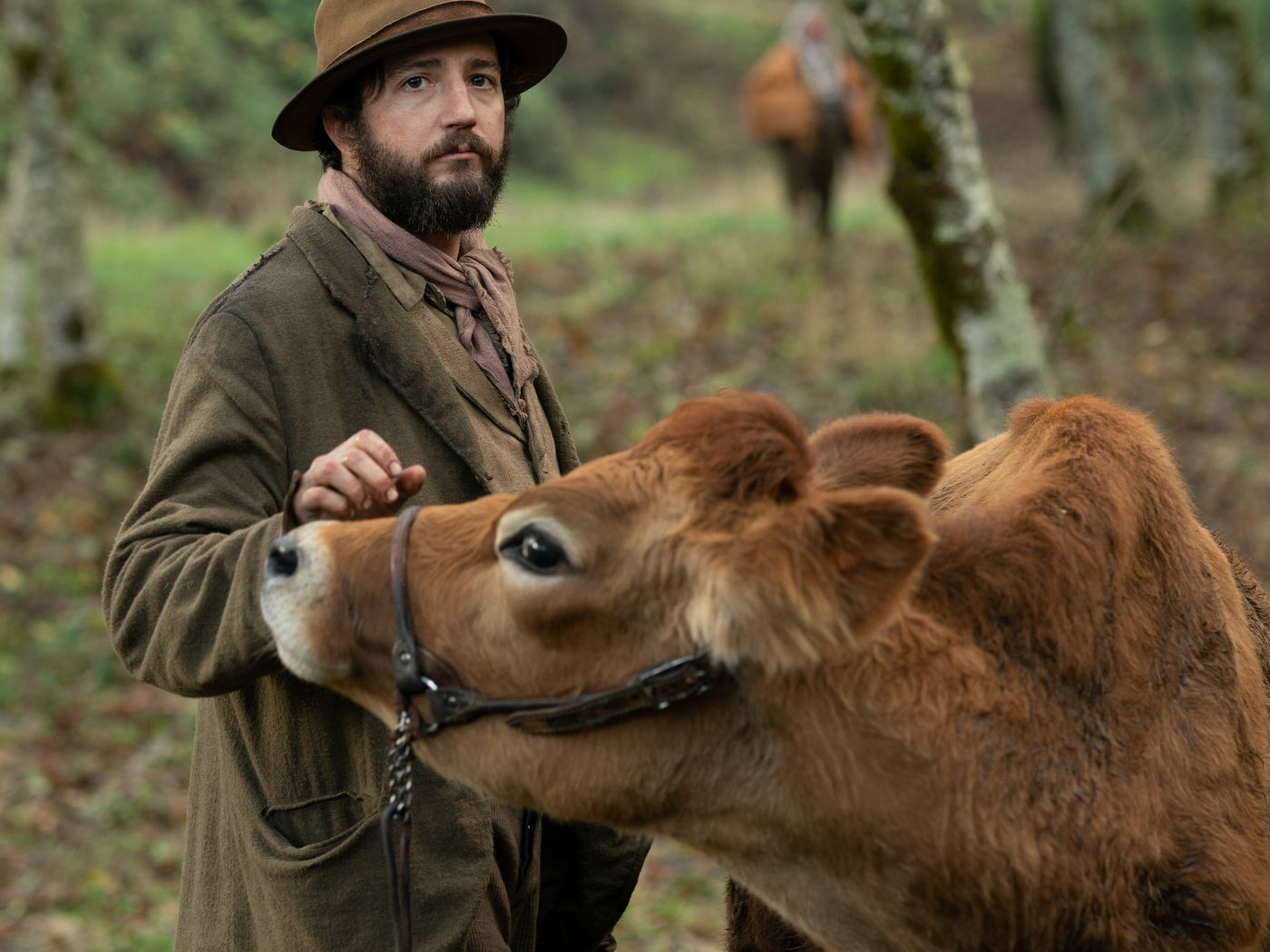 MUBI have release the official trailer for the upcoming drama First Cow.