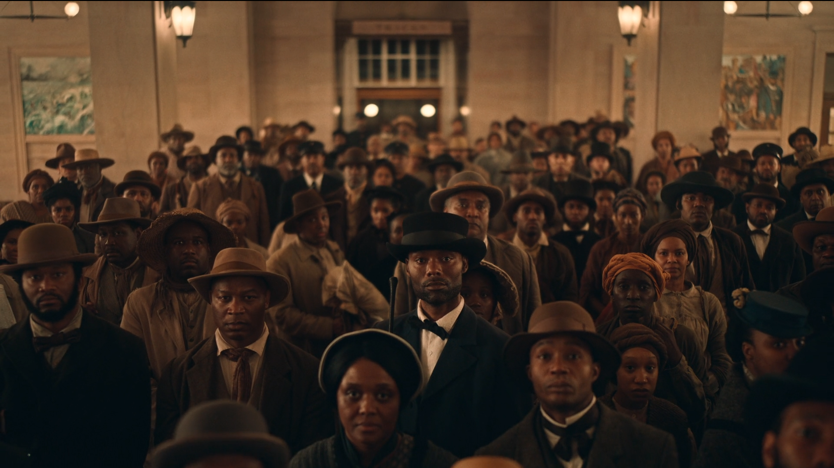 Amazon have released the official trailer for the upcoming limited series from Barry Jenkins, The Underground Railroad, based on Colson Whitehead's bestselling novel.