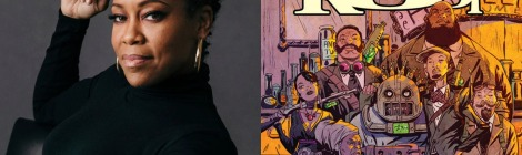 Variety is reporting that Regina King is set to produce and direct the film adaptation of the Image Comics series Bitter Root for Legendary Pictures.