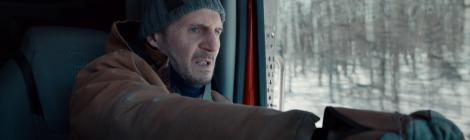 Netflix have released the official trailer for the upcoming thriller The Ice Road.