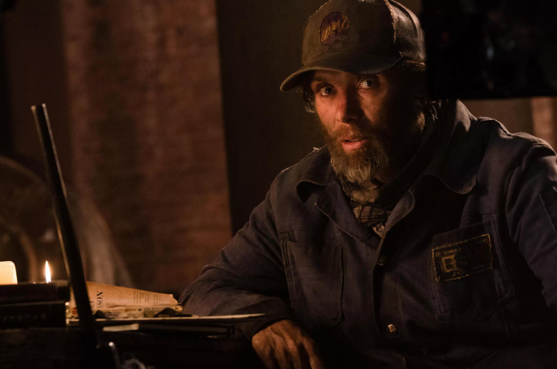 Film Review of A Quiet Place Part 2 starring Cillian Murphy as Emmett