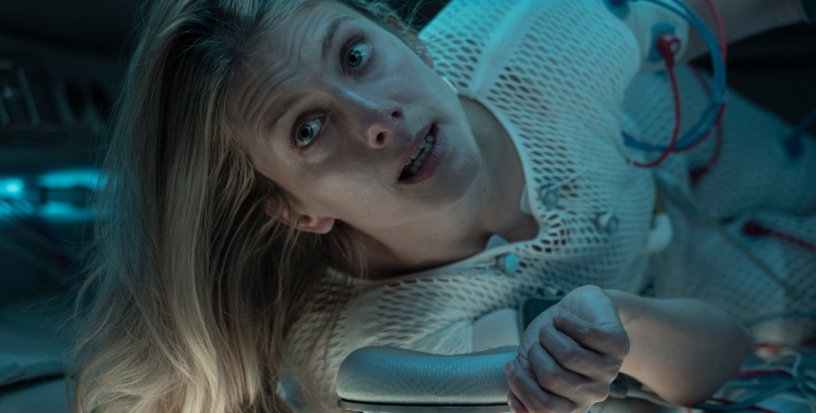 Film Review of Oxygen starring Mélanie Laurent