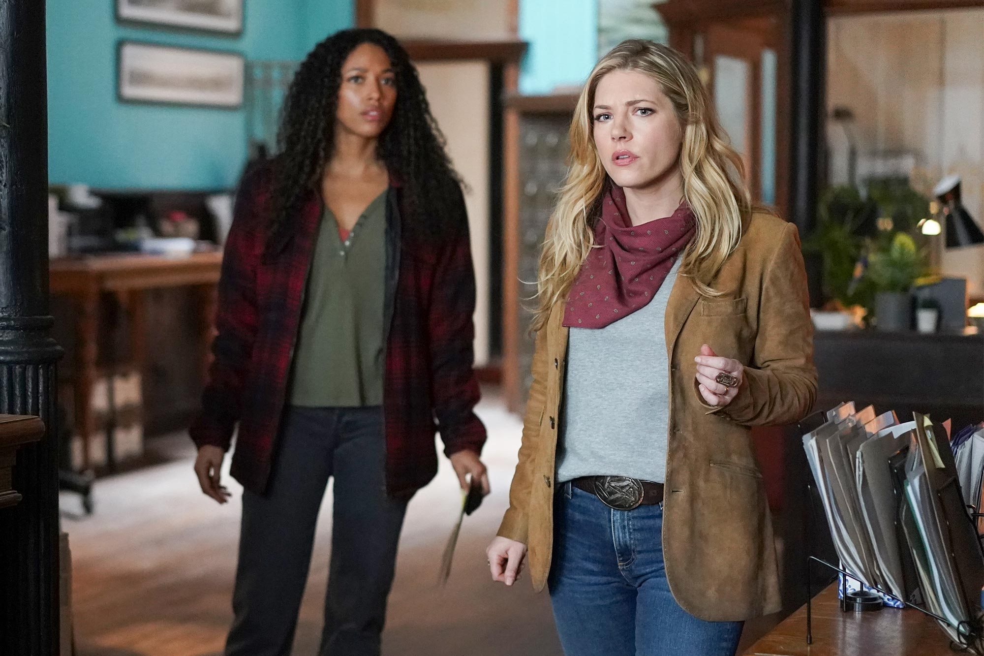 Media outlets are reporting ABC have renewed drama series Big Sky for a second season.