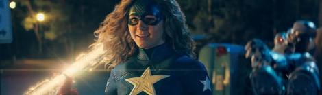 Media outlets are reporting that DC drama series Stargirl has been renewed for a third season at CW, a few months before its second season premiere.