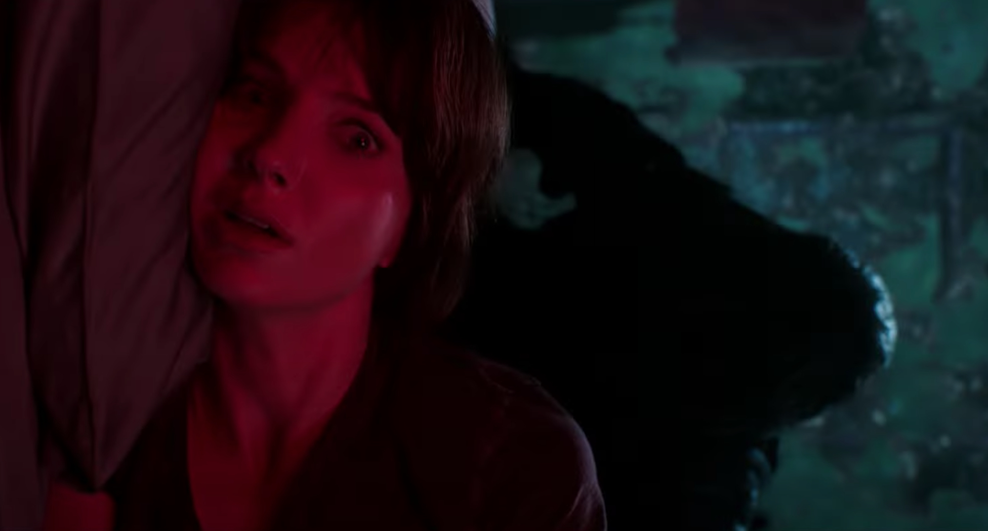 Warner Bros. have released the official trailer for the upcoming horror thriller Malignant.