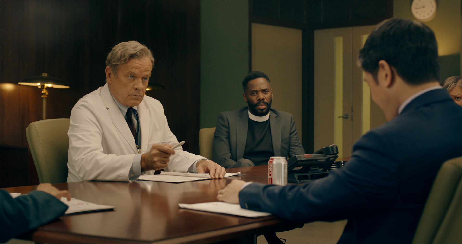 Signature Entertainment have released the UK trailer for the upcoming digital release of the American drama The God Committee.