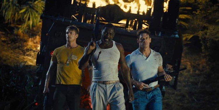 Film Review of The Suicide Squad starring Joel Kinnaman, Idris Elba and John Cena