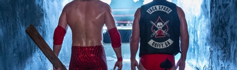 Starz have release the official trailer for the upcoming wrestling drama series Heels.