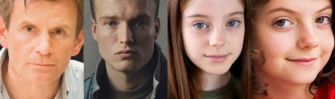 The Hollywood Reporter is exclusively reporting that Charles Edwards, Will Fletcher, Amelie Child-Villiers and Beau Cassidy are the latest names for Amazon's upcoming epic fantasy series adaptation of The Lord Of The Rings.