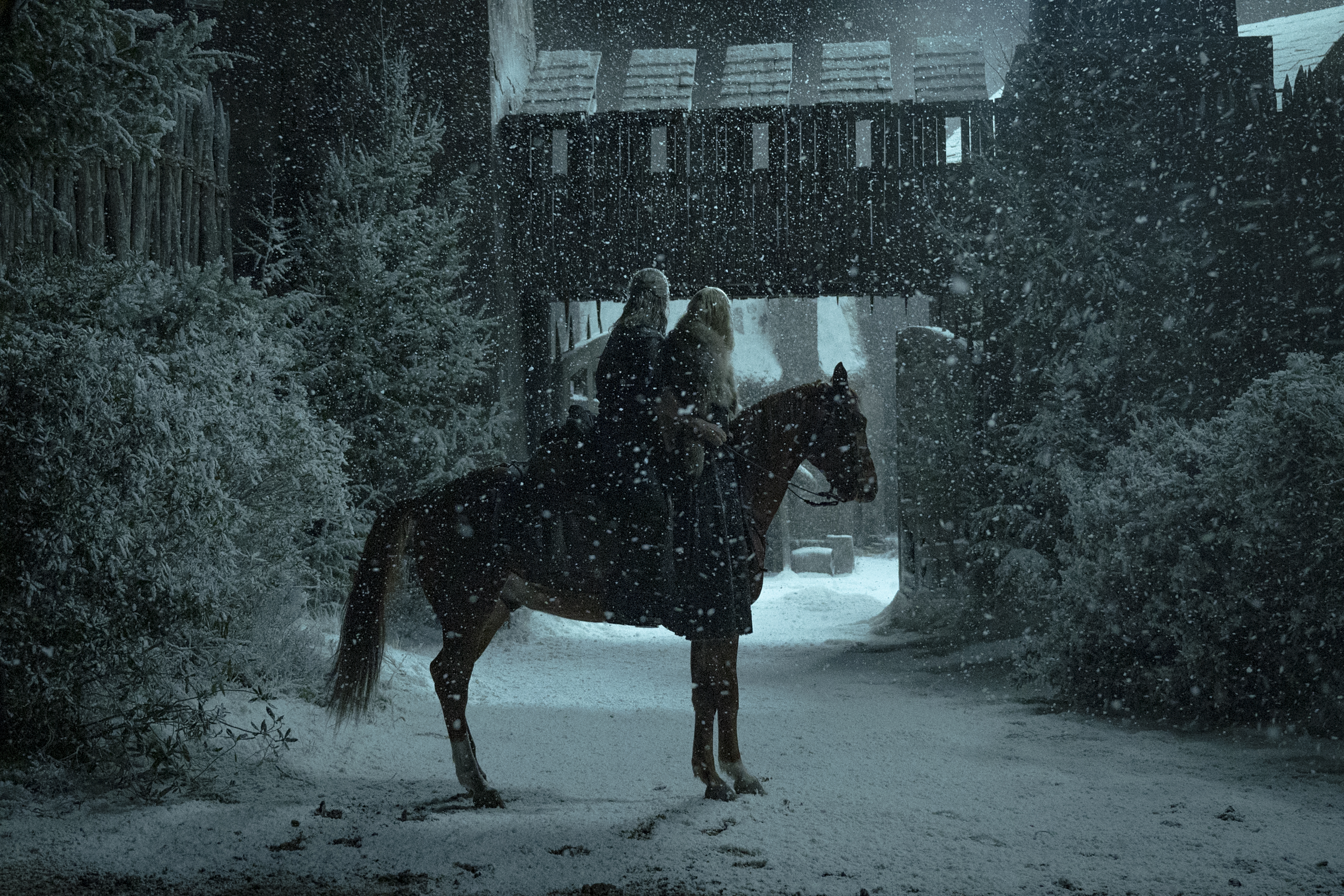 Netflix have released the teaser trailer for the upcoming second season of fantasy series The Witcher.